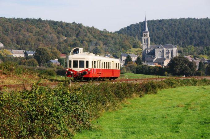 Chemin de fer à vapeur