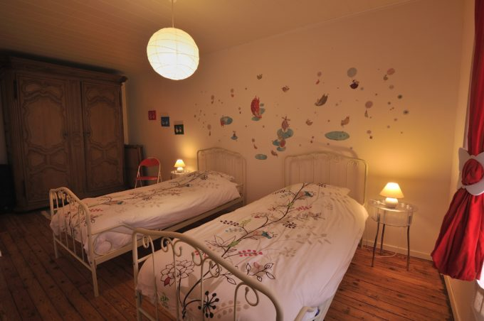 Le Lilas - chambre