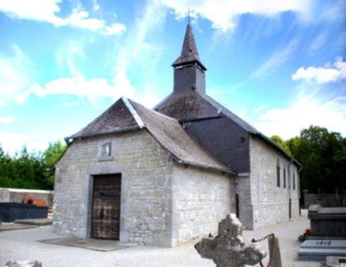 Mariembourg Eglise arrière