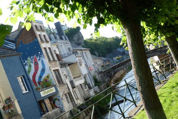 couvin - grand pont