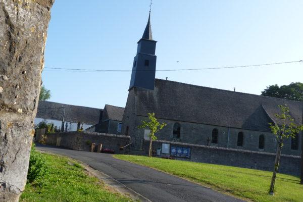 Dailly Eglise