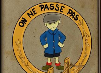 "JEU DE PISTE ""ON NE PASSE PAS !"""