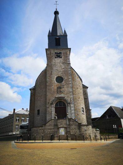 Pesche Eglise