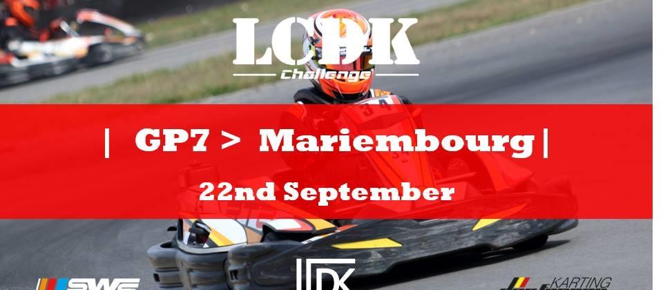 GP7 Challenge LCDK 2019