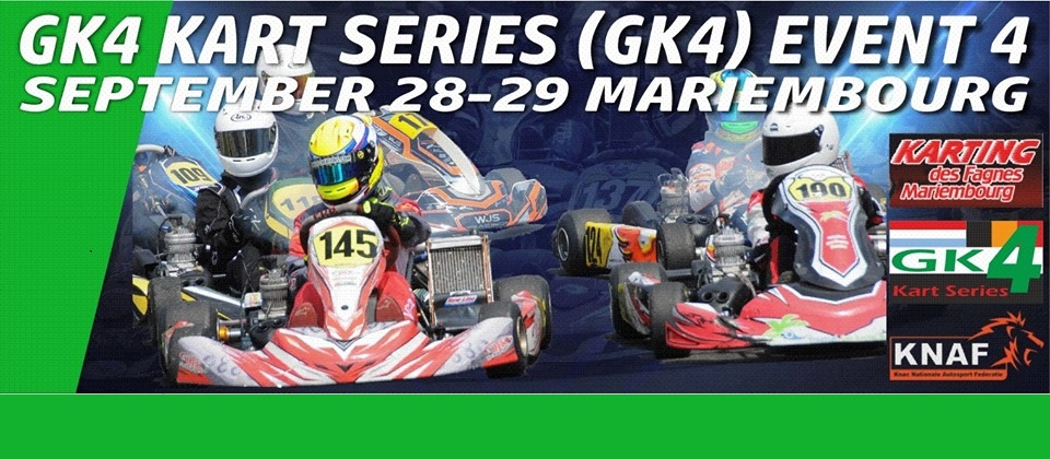 GK4 Kart Series (GK4) event 4