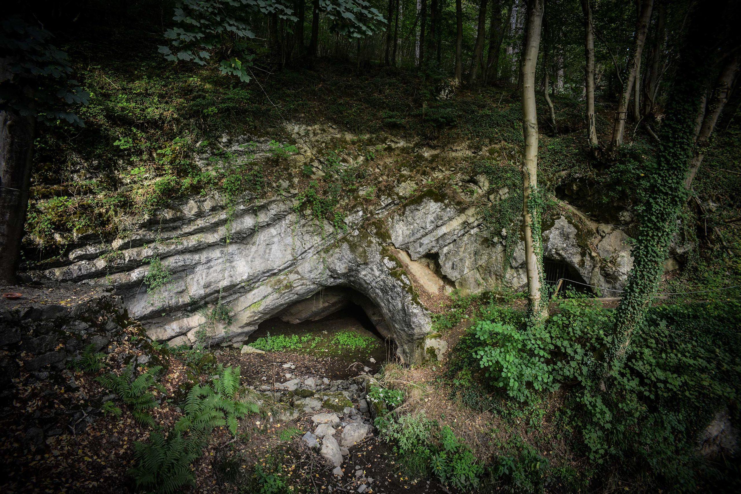 Grottes de Neptune - L'Adujoir