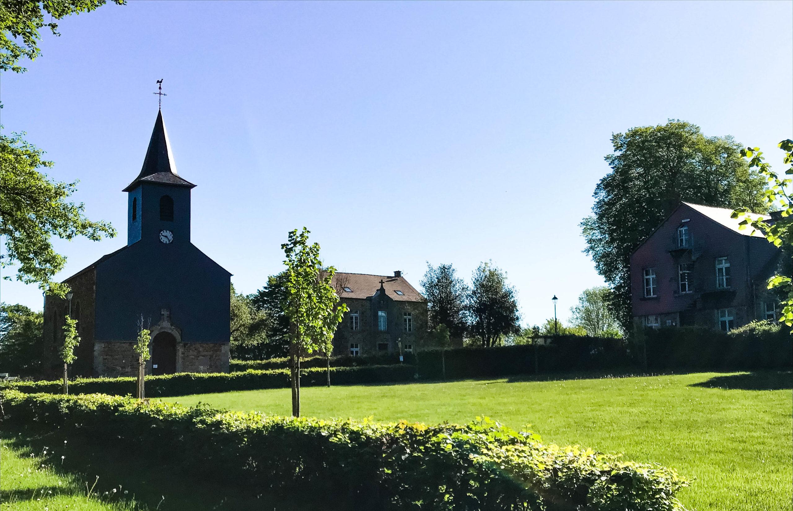 Visite guidée de Brûly-de-Pesche