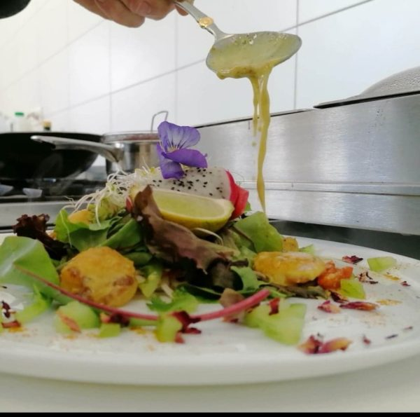 Le Faubourg - plat cuisine
