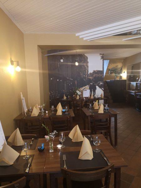 Le Faubourg - restaurant
