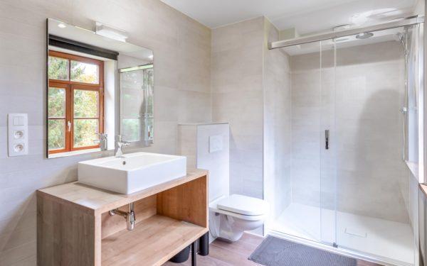 Gîte Frabelle - Salle de bain
