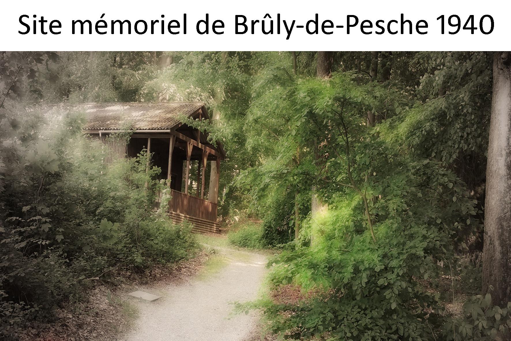 Brûly-de-Pesche 1940