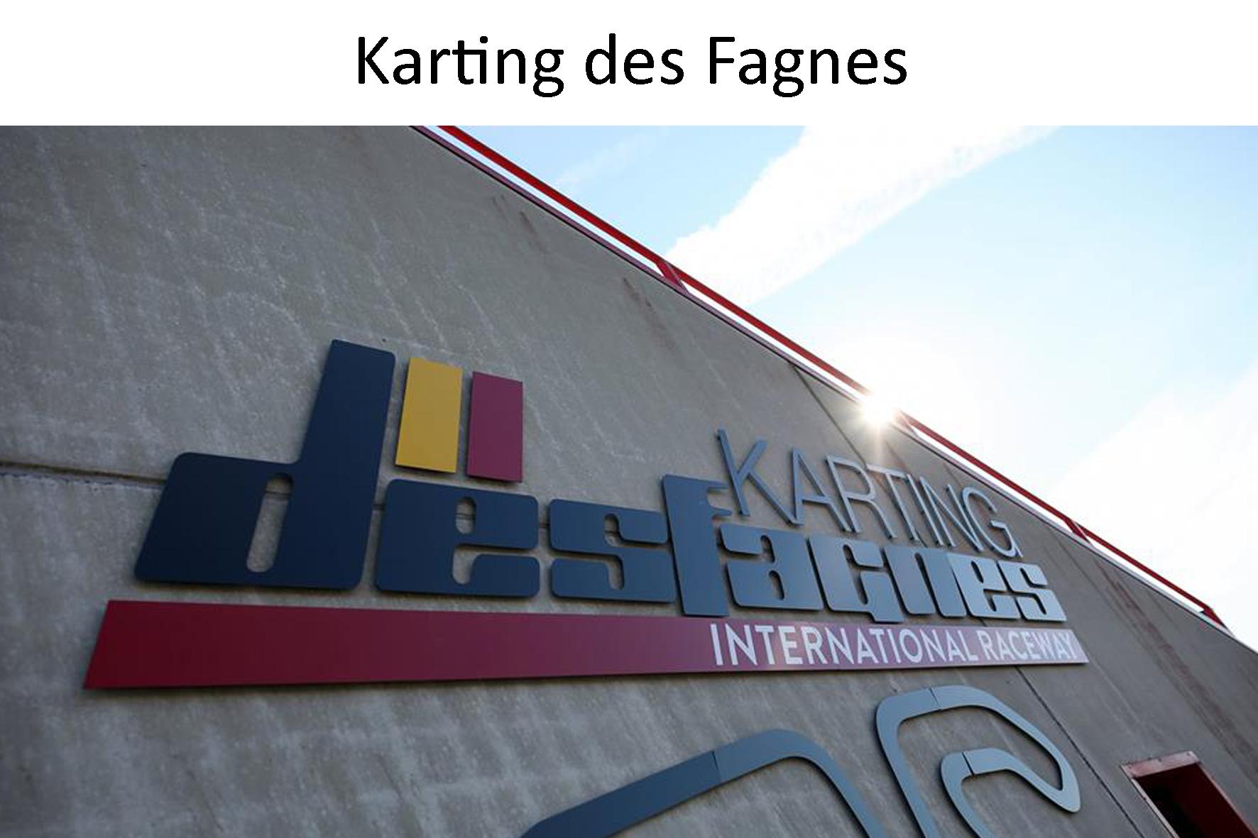 Karting des Fagnes