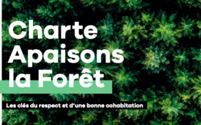 Charte apaisons la forêt